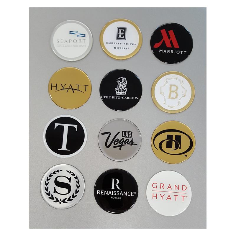 add custom logo to Hercul-eas easels