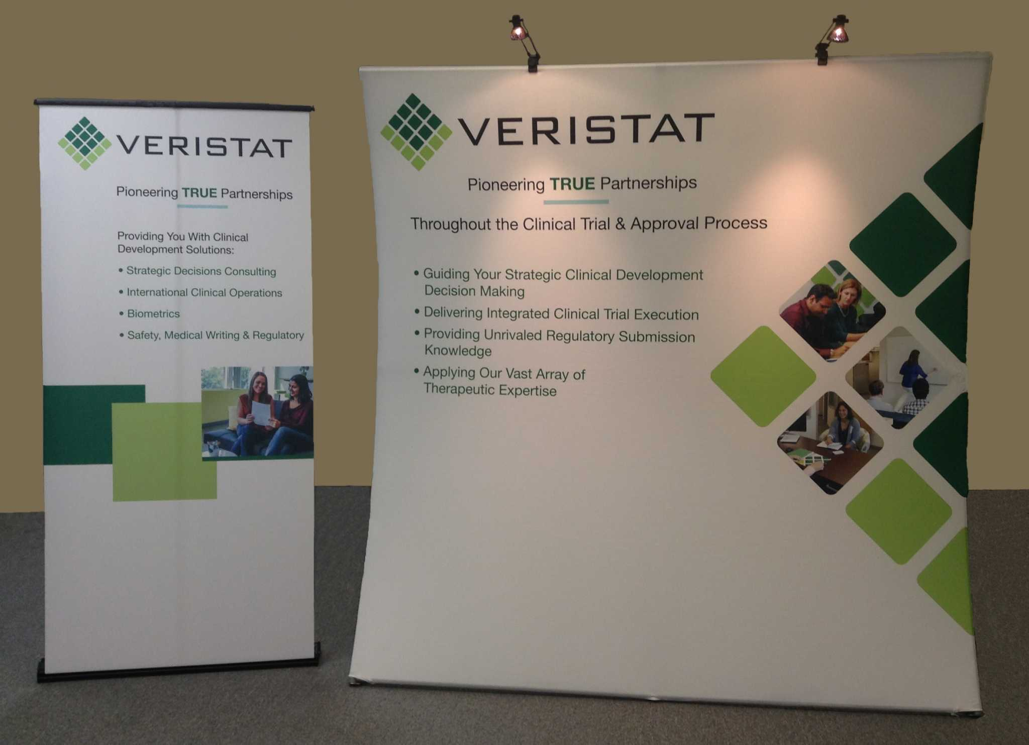 Portable Exhibition Display Boards : Modular & portable exhibits tension fabric displays backlit booths