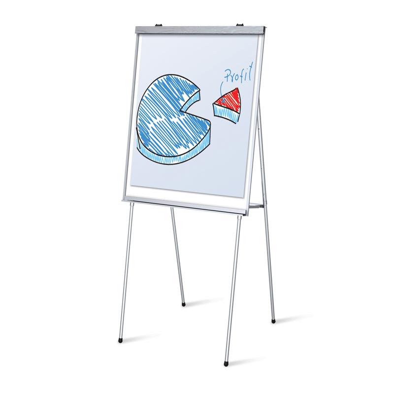 flipchart presentation easel